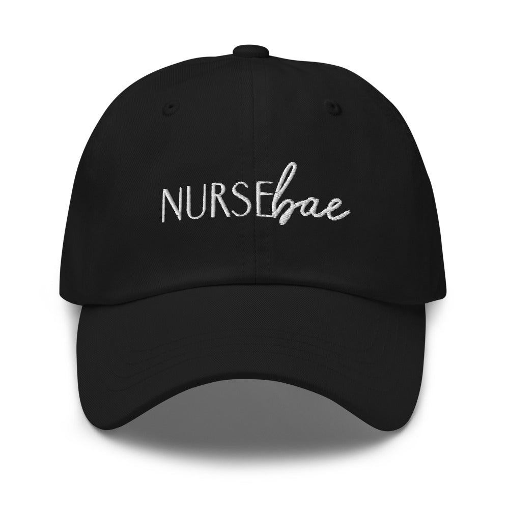 Nurse Bae Dad Hat