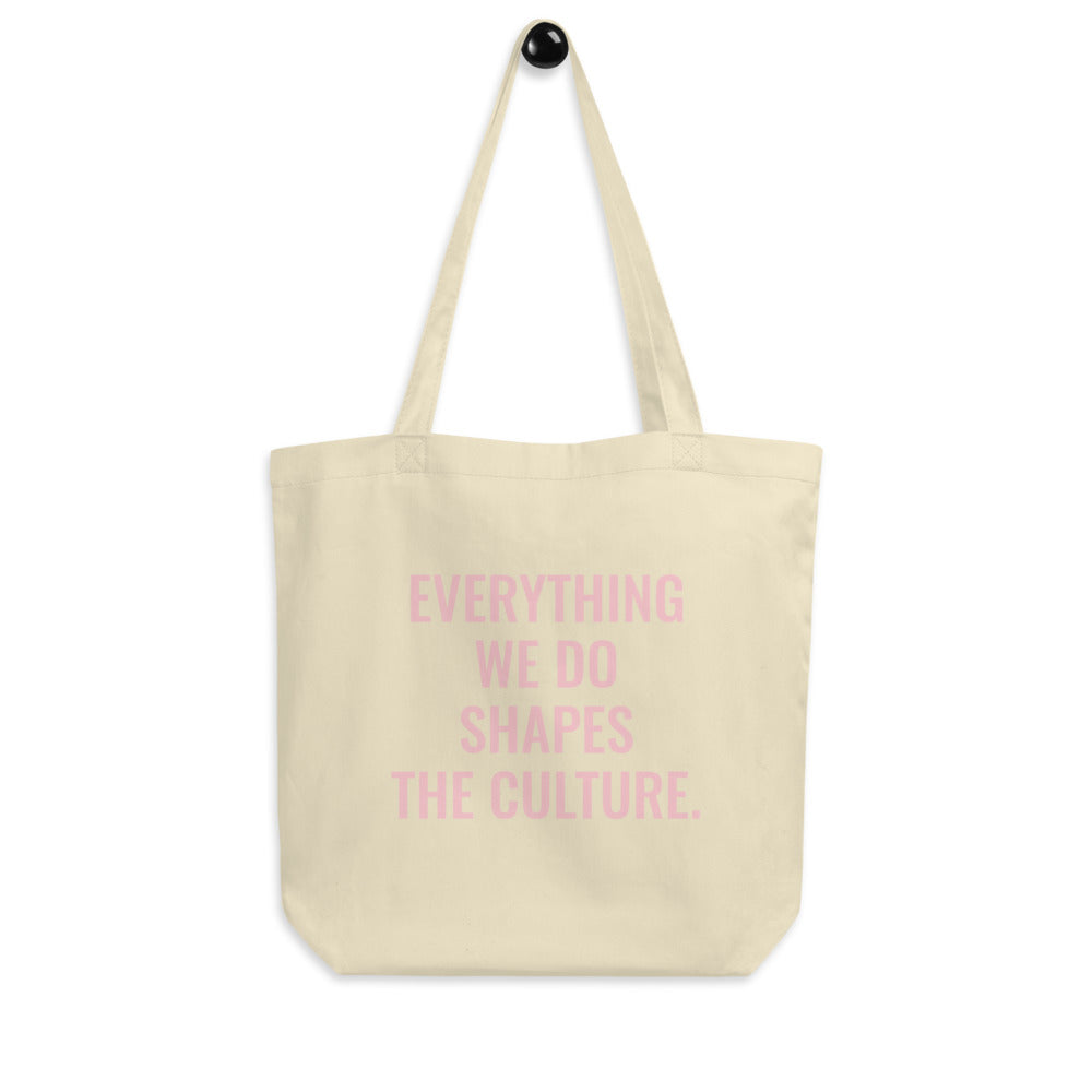 Everything Is Us Grocery Bag