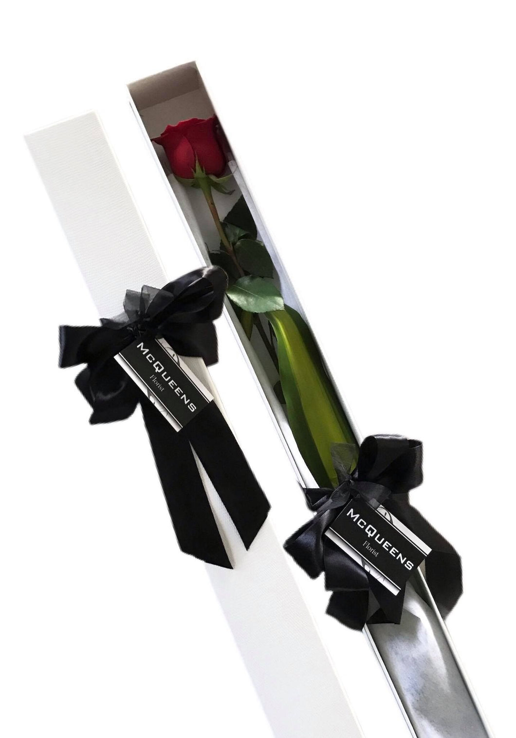 Single Red Rose | McQueen's Florist Adelaide | Florist Delivery Adelaide