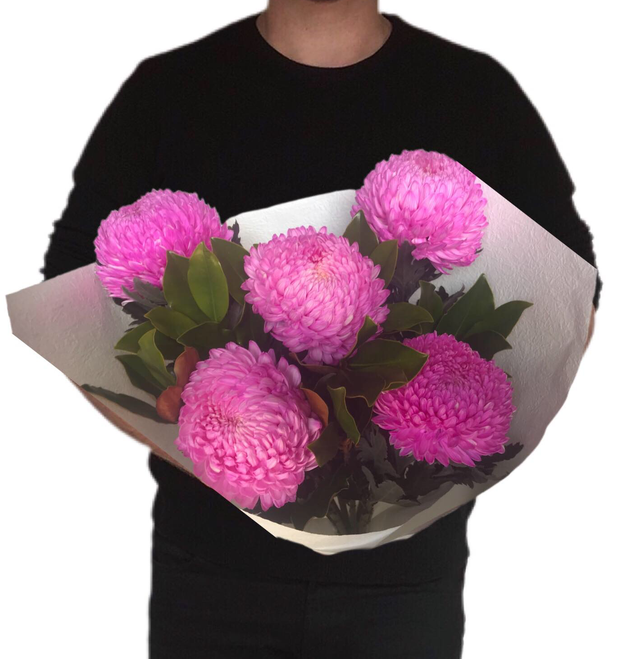 Mena Chrysanthemums | McQueen's Florist Adelaide | Florist Delivery Adelaide