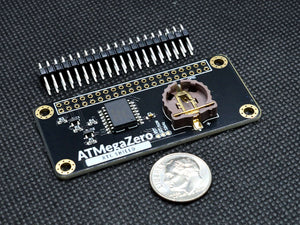 (NEW) ATMegaZero RTC Shield - DS3231 Precision Real-Time Clock compatible with the Raspberry Pi