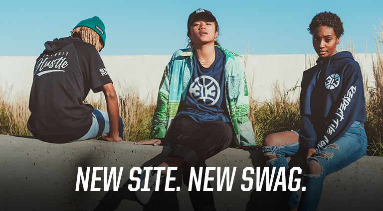 New Site New Swag