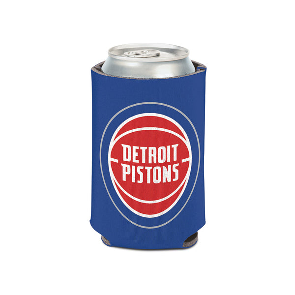 Detroit Pistons 12oz Two Tone Can Cooler