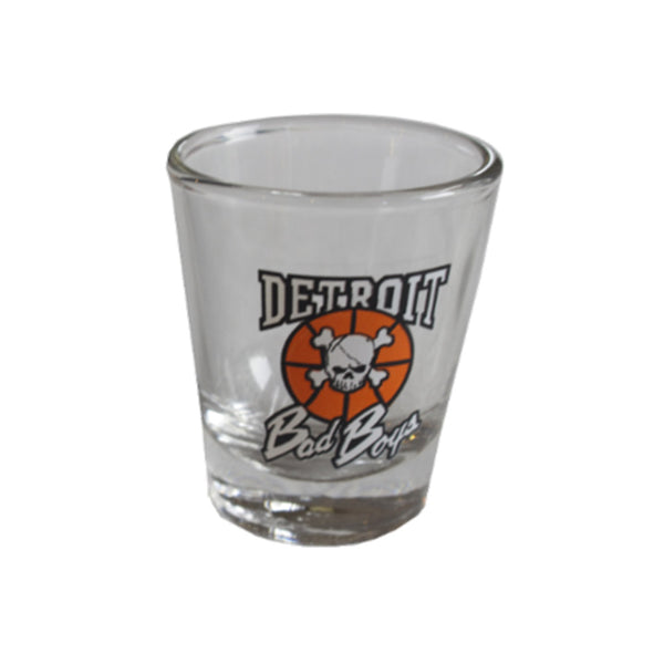 Bad Boys Shot Glass