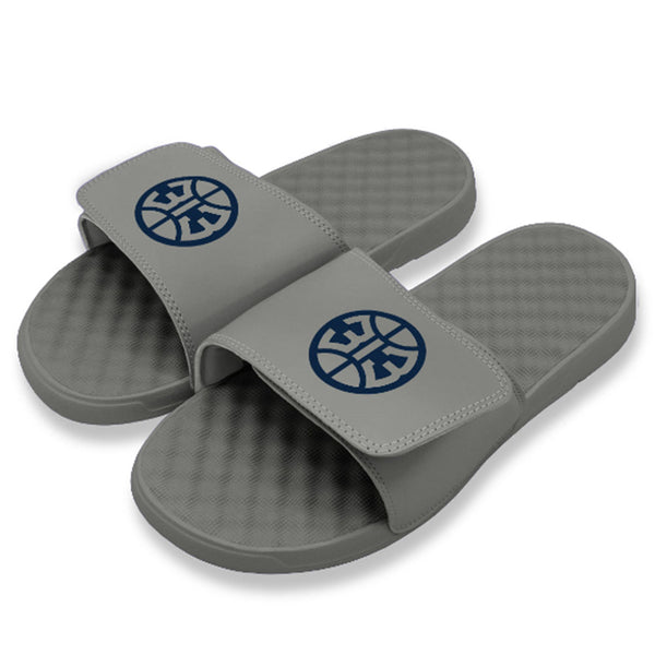 Detroit Pistons 313 Grey Slides