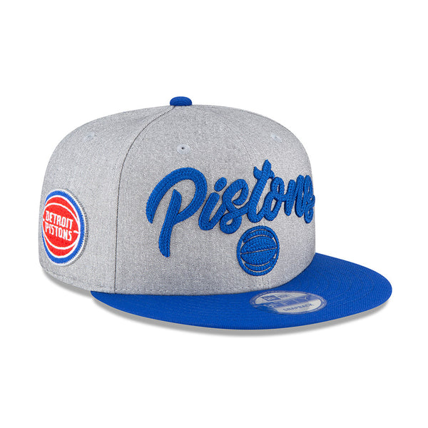 New Era Detroit Pistons 2020 Draft 9FIFTY Snapback Hat
