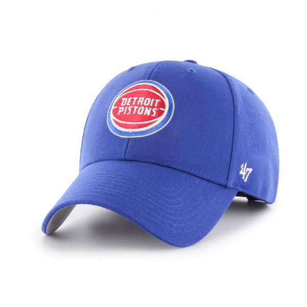 47 Brand Detroit Pistons MVP Adjustable Hat