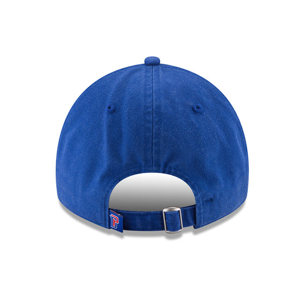 New Era Detroit Pistons Core Classic Adjustable Hat
