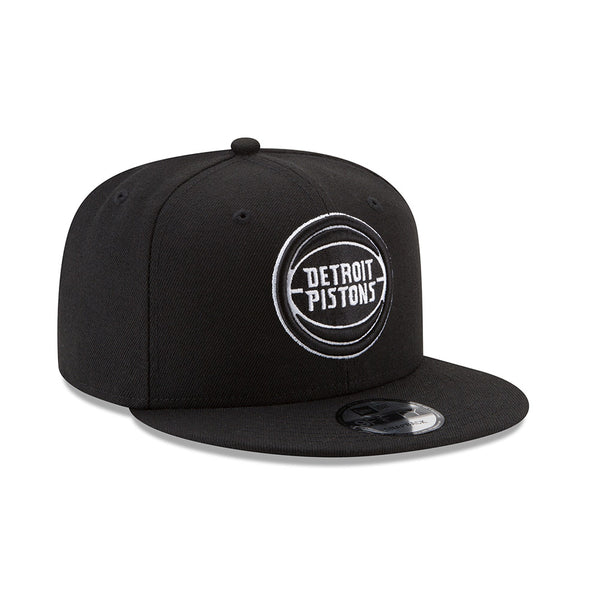 New Era Detroit Pistons Tonal 9FIFTY Snapback Hat