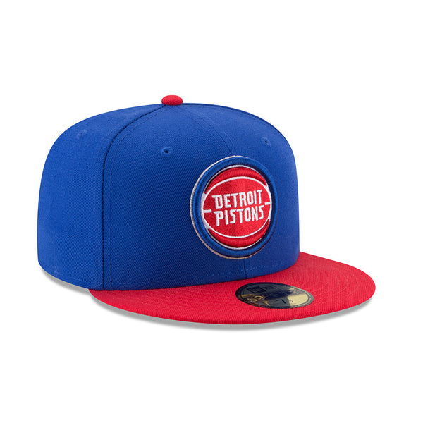 New Era Detroit Pistons Fitted 59FIFTY Hat