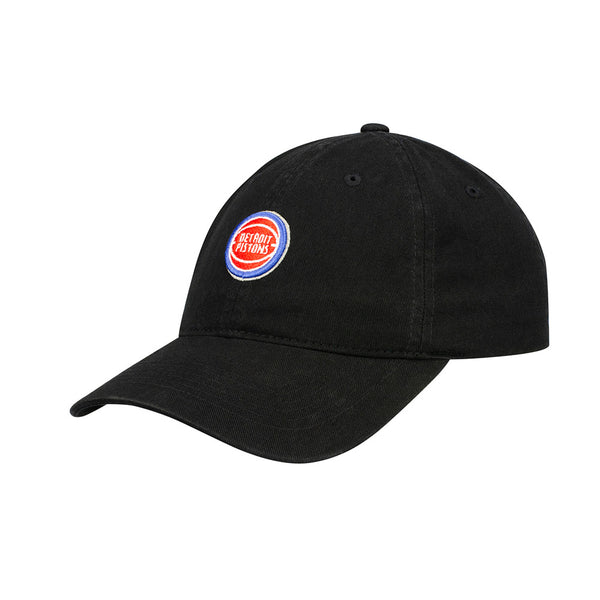 Detroit Pistons Unstructured Black Hat