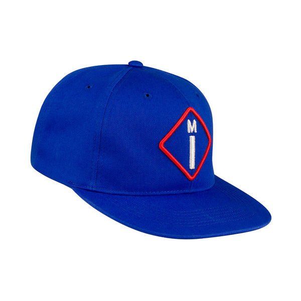 Detroit Pistons 2021 City Edition Snapback Hat