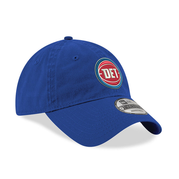 Detroit Pistons New Era DET Blue 9TWENTY Adjustable Hat