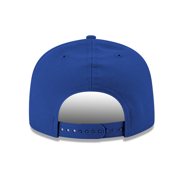 Detroit Pistons New Era DET Blue 9FIFTY Snapback Hat