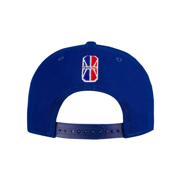 New Era Detroit Pistons GT Snapback Hat