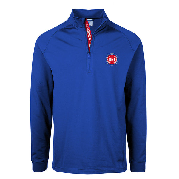 Levelwear Pistons Calibre In It For My City 1/4 Zip Pullover