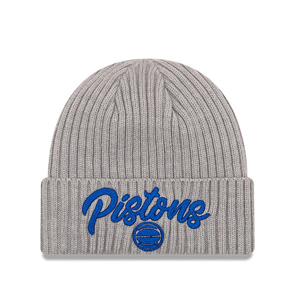 Detroit Pistons New Era 2020 Draft Knit