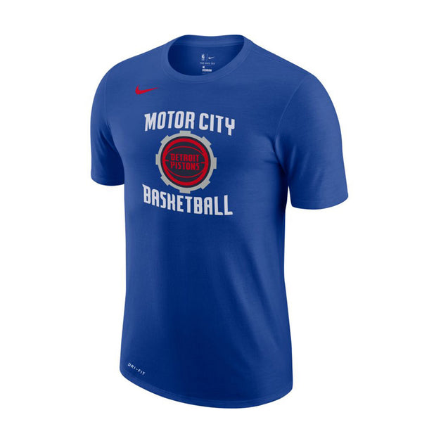 Nike Pistons City Edition T-Shirt