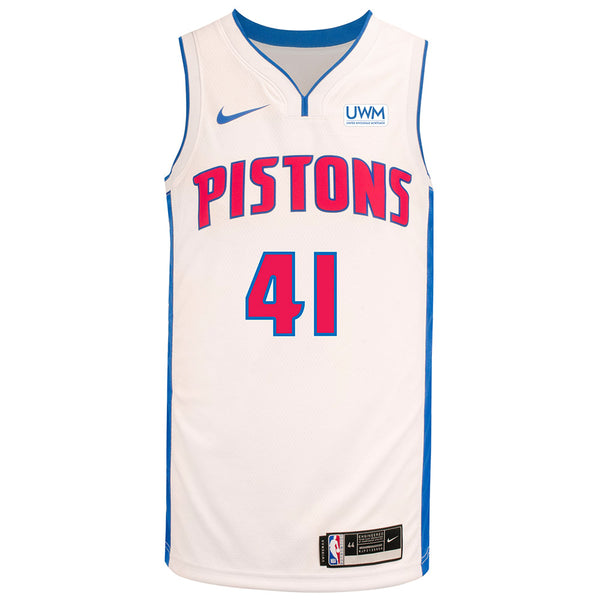 Saddiq Bey Nike Association Swingman Jersey