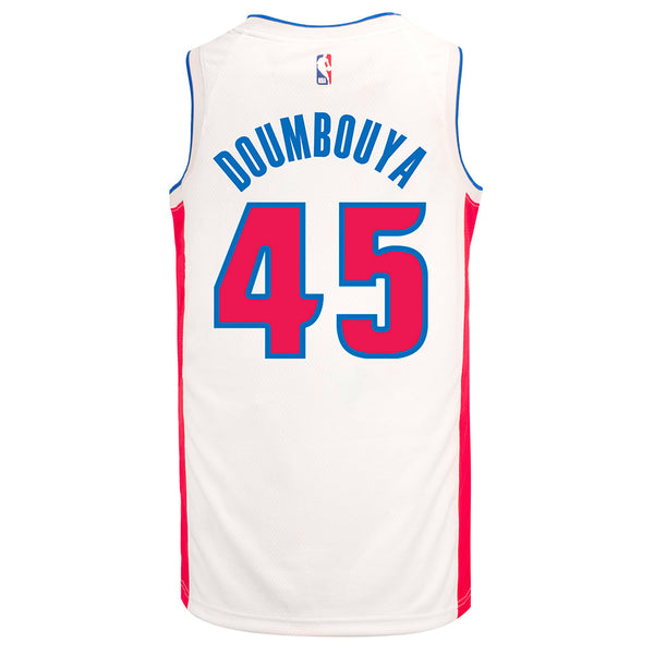 Sekou Doumbouya Nike Association Swingman Jersey