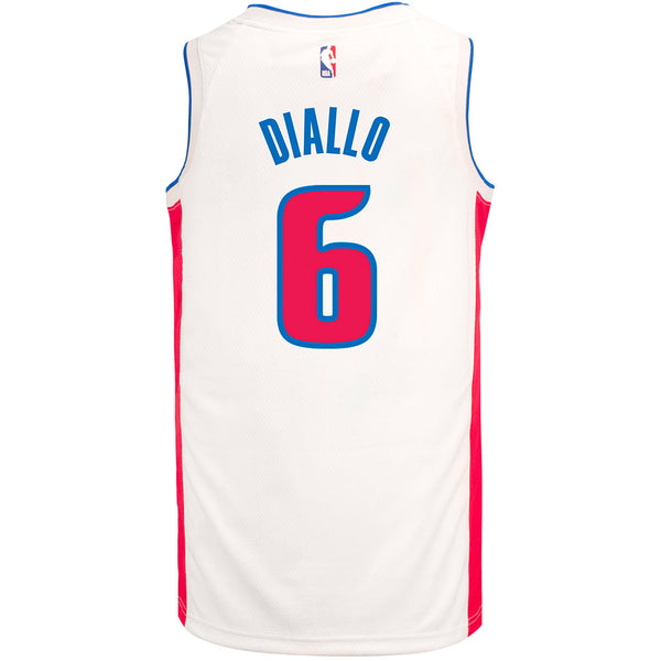Hamidou Diallo Nike Association Swingman Jersey