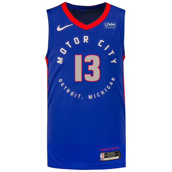Jahlil Okafor Nike City Edition Swingman Jersey