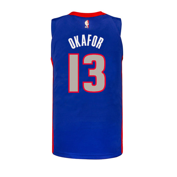 Jahlil Okafor Nike Youth City Edition Swingman Jersey