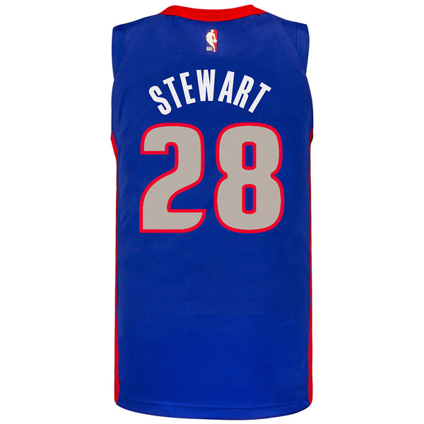 Isaiah Stewart Nike City Edition Swingman Jersey