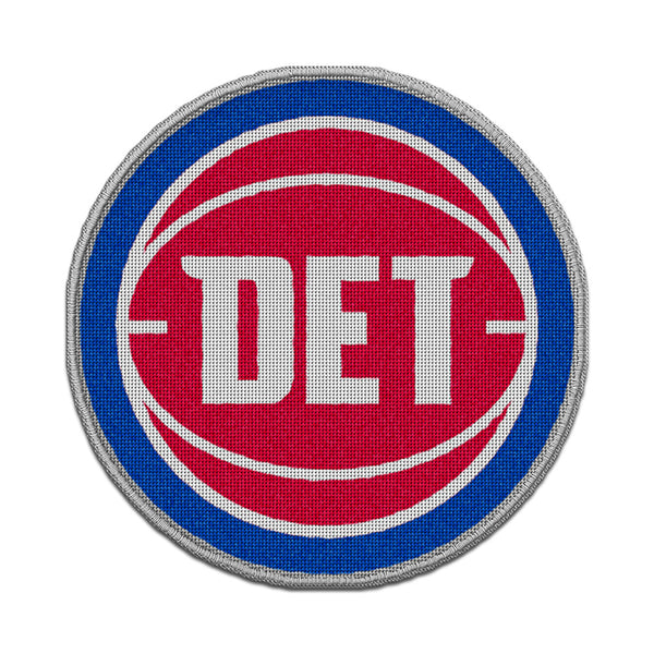 Detroit Pistons DET Patch