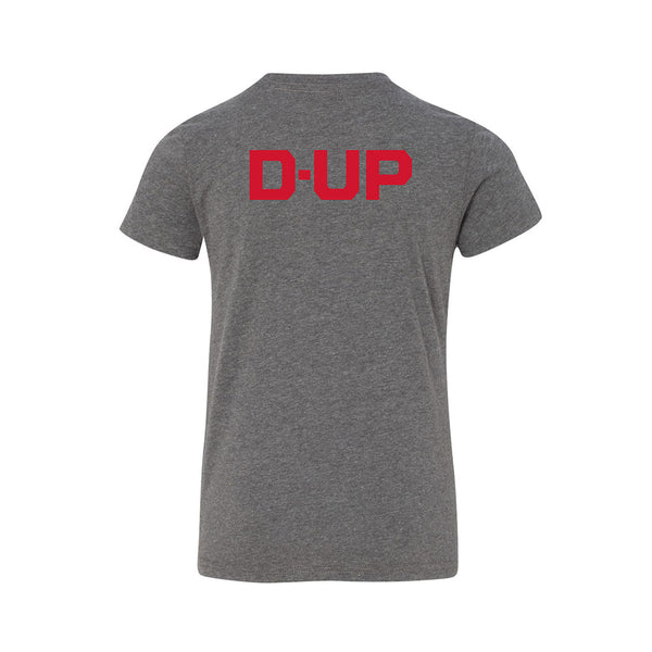 Youth Pistons D-Up Team Logo T-Shirt
