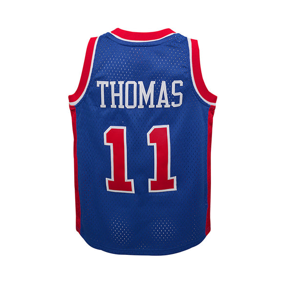 Isiah Thomas Mitchell & Ness Throwback Jersey