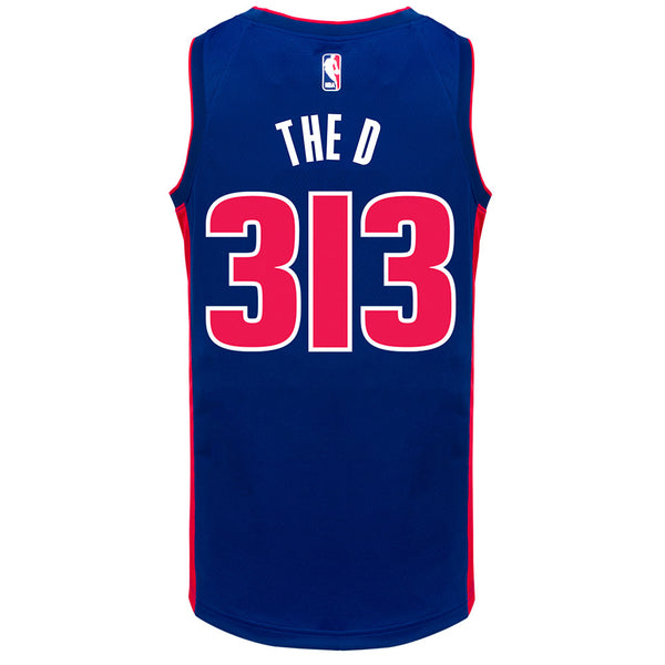"Nike Icon ""THE D"" Swingman Jersey"