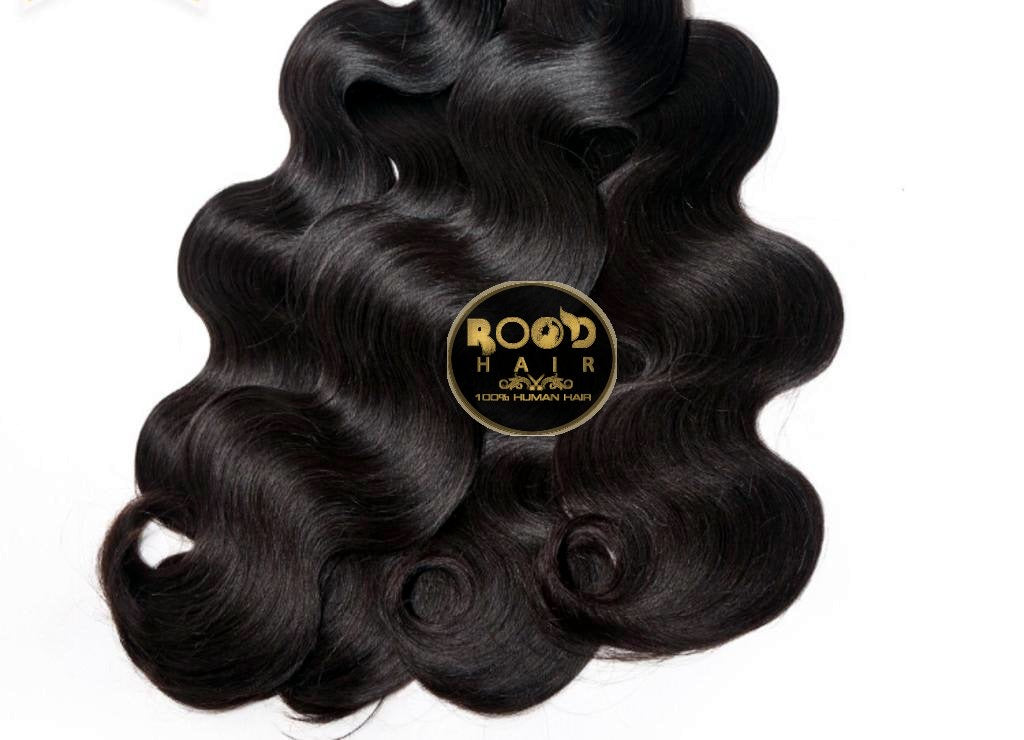 Raw Indian body wave hair bundle
