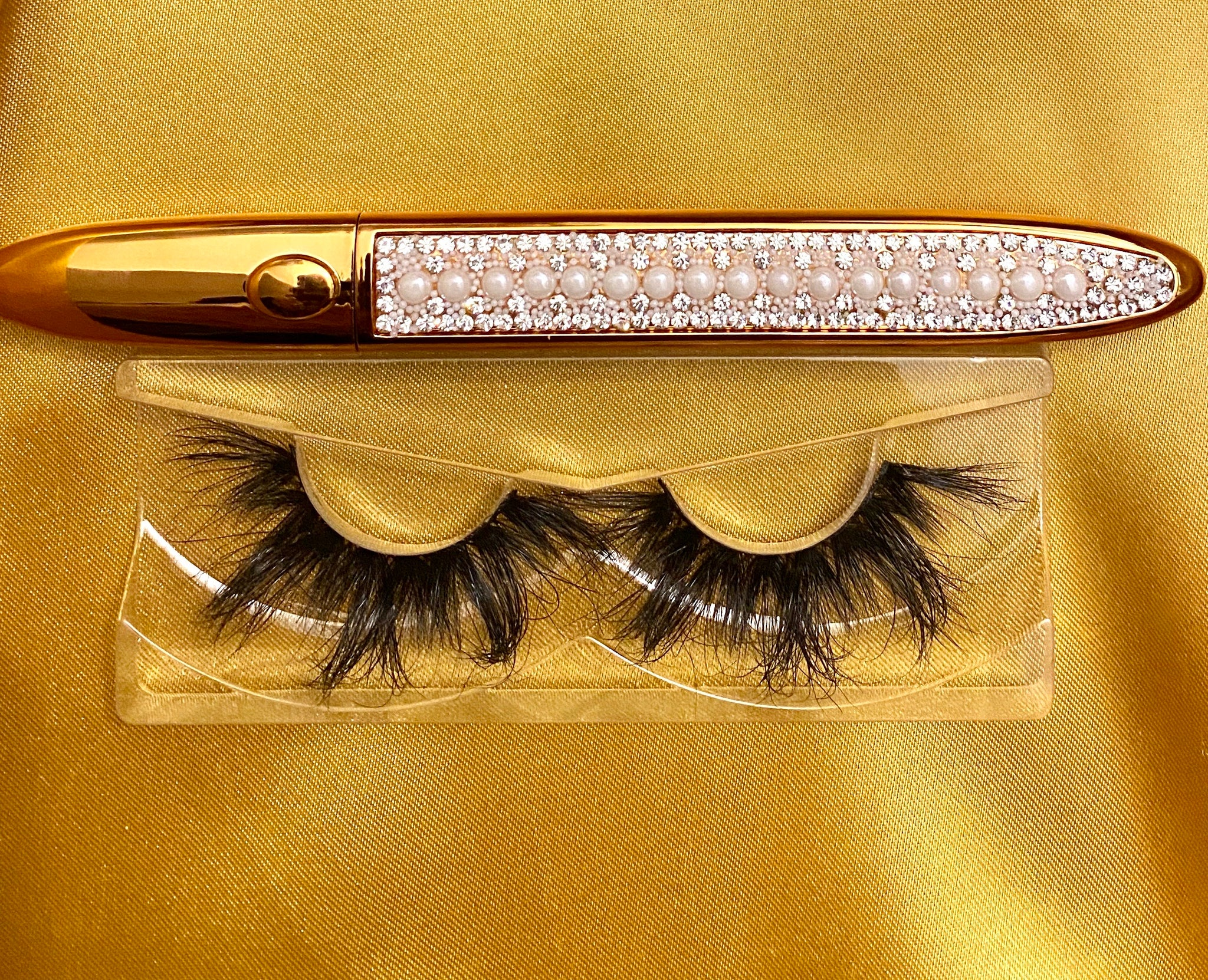 Mrs Independent 25mm 3D mink lashes