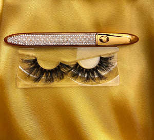 I don't need your situation 25mm mink lashes