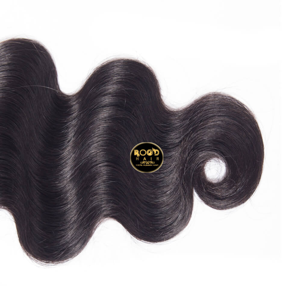 4*4 Body wave lace closure