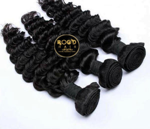 Brazilian Deep wave hair bundle