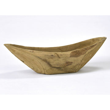 Carving Angular Boat
