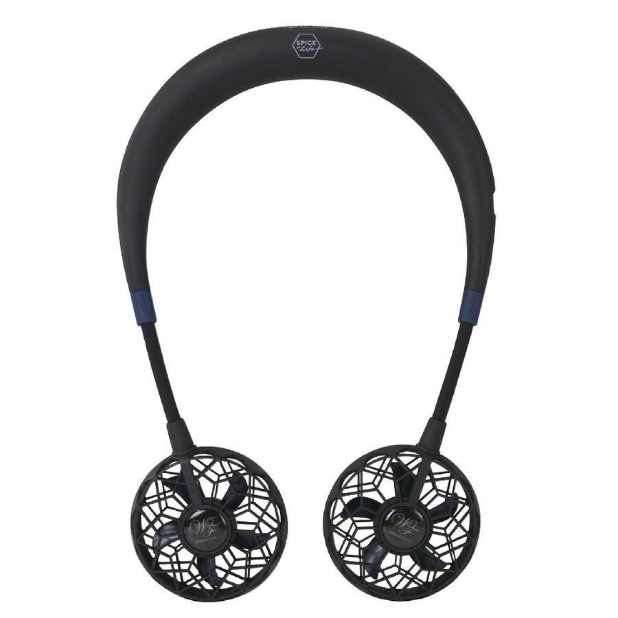 Hands-Free Wireless W Fan 2nd Edition - Navy