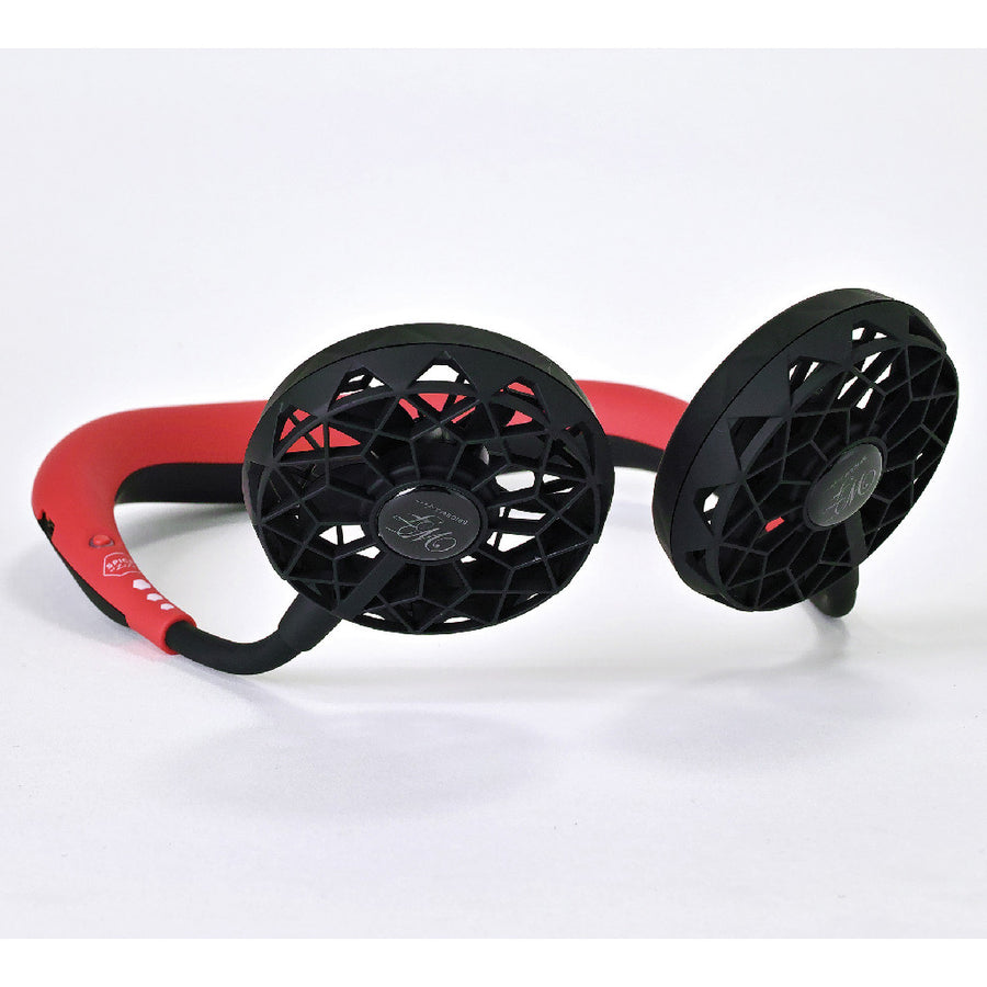 Hands-Free Wireless W Fan 2nd Edition - Red