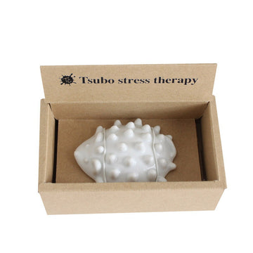 Tsubo Stress Therapy Stress Muscle Massager - Hedgehog