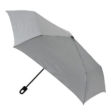 Super Light Hook Collapsible Umbrella - Grey