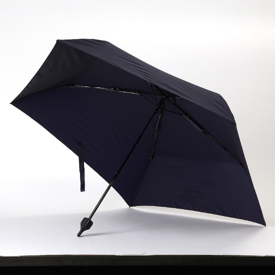 Super Light Hook Collapsible Umbrella - Navy