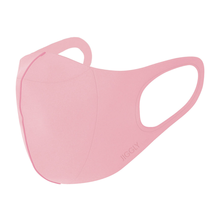 Jiggly Ultra Puff Mask - Pink