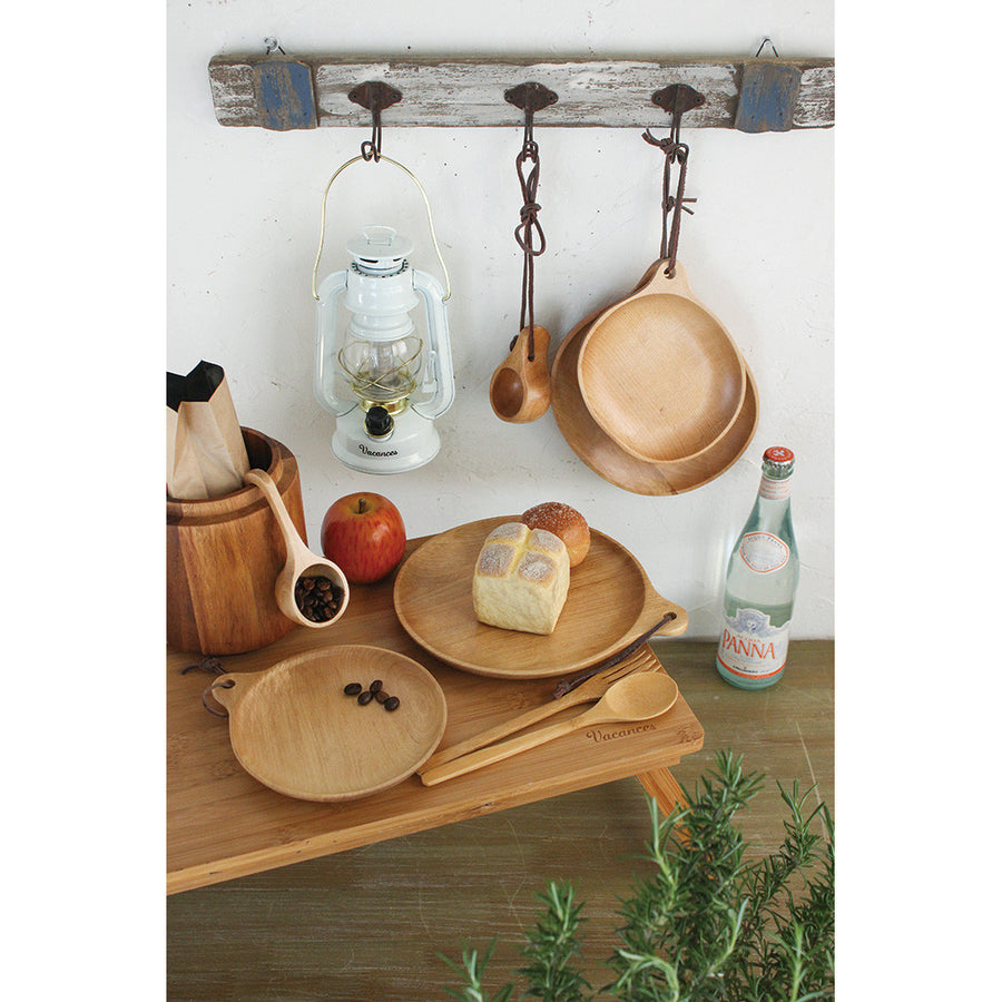 Bamboo Assorted Cutlery 4 Piece Set