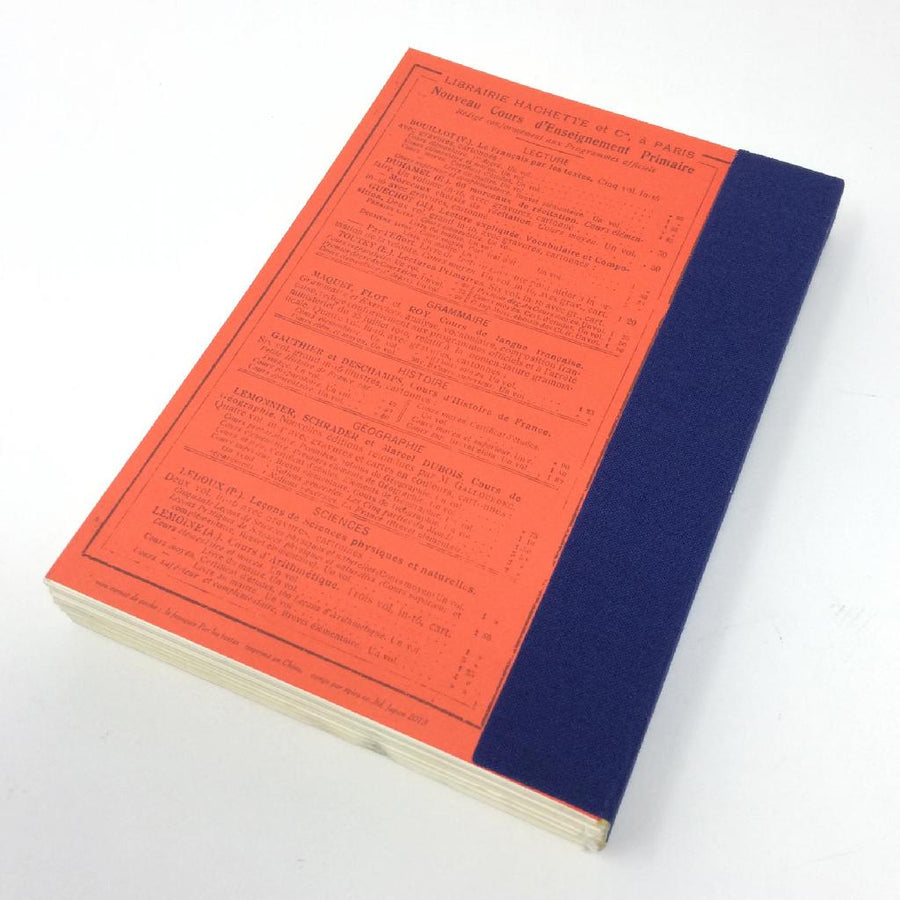 B6 Recycled Paper Notebook - Text (5