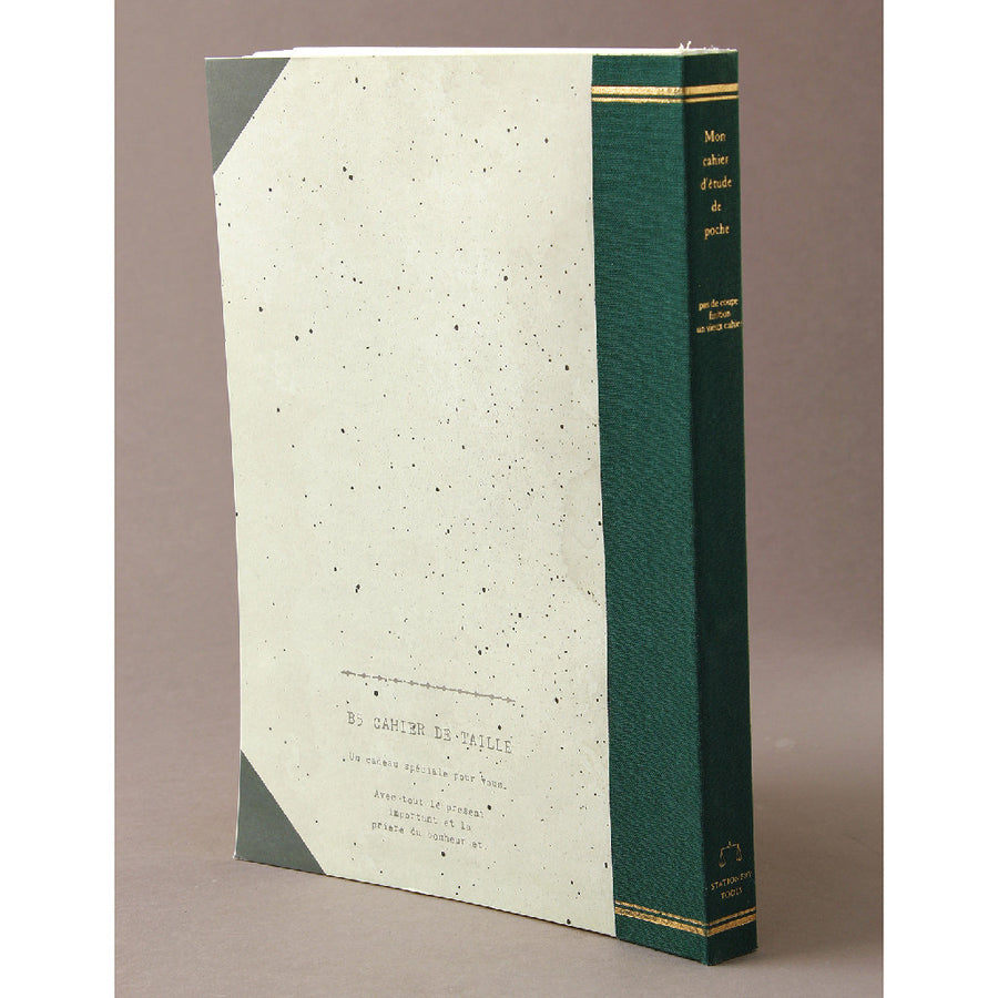B6 Recycled Paper Notebook - Study(5