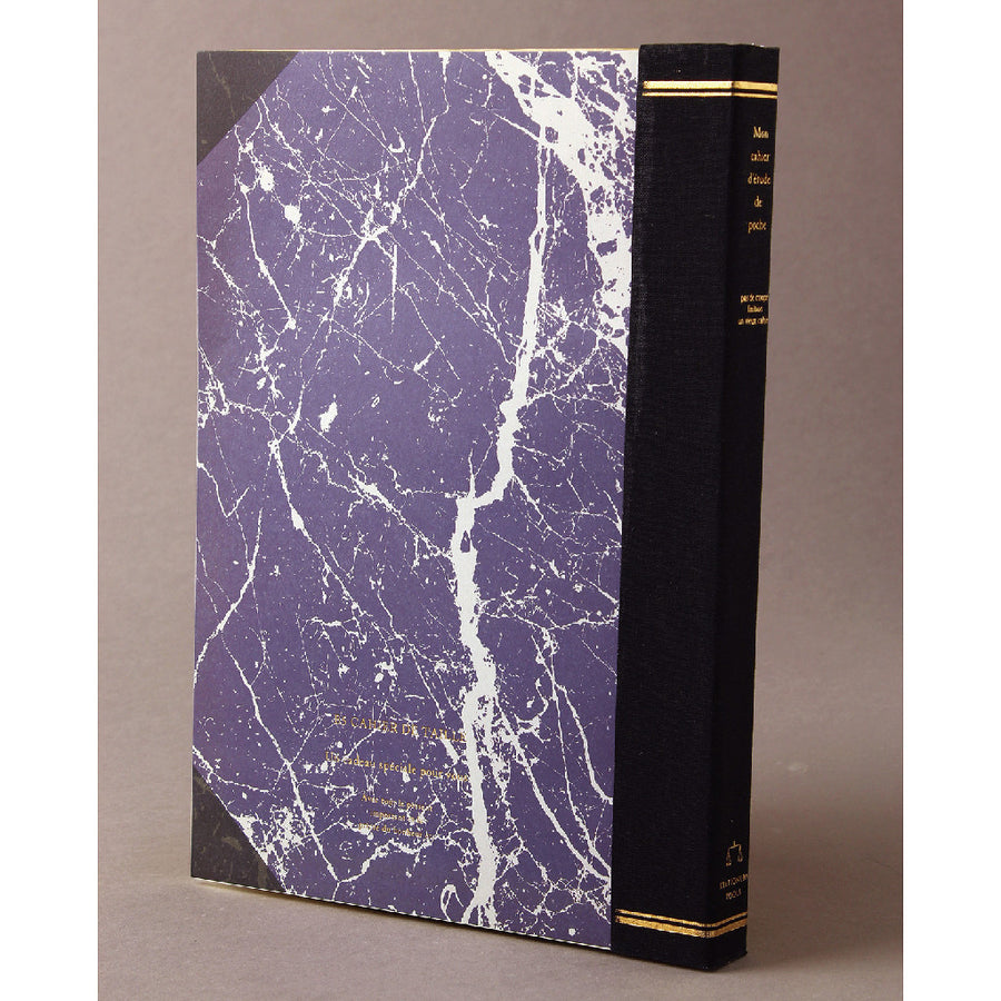 B6 Recycled Paper Notebook - Crack (5