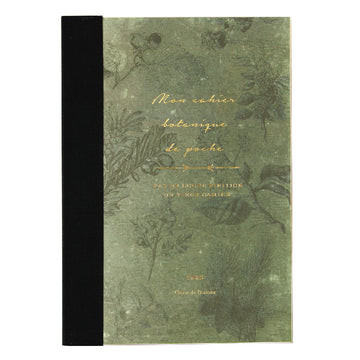 B6 Recycled Paper Notebook - Botanical (5