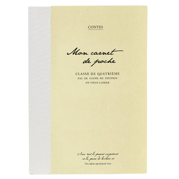 B5 Recycled Paper Notebook - Novel (7